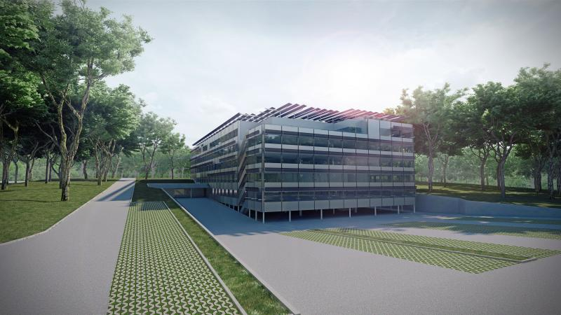 New EVS Headquarter and innovation center
