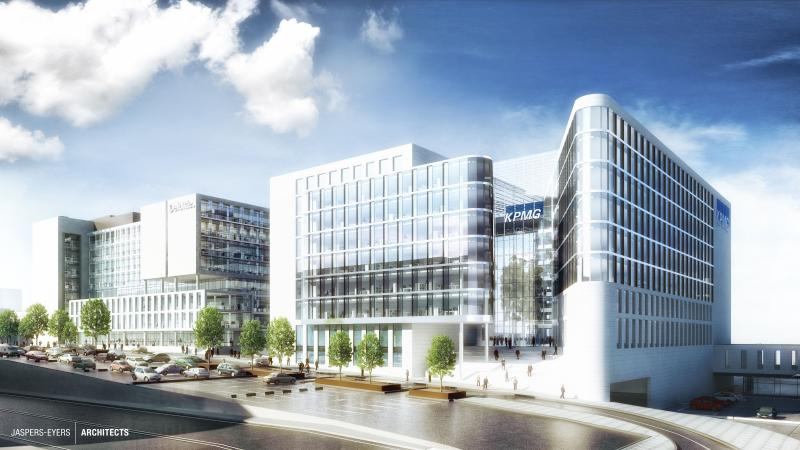 KPMG HQ (Project PASSPORT)